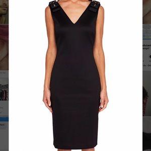Ted Baker Black Dress Size 0